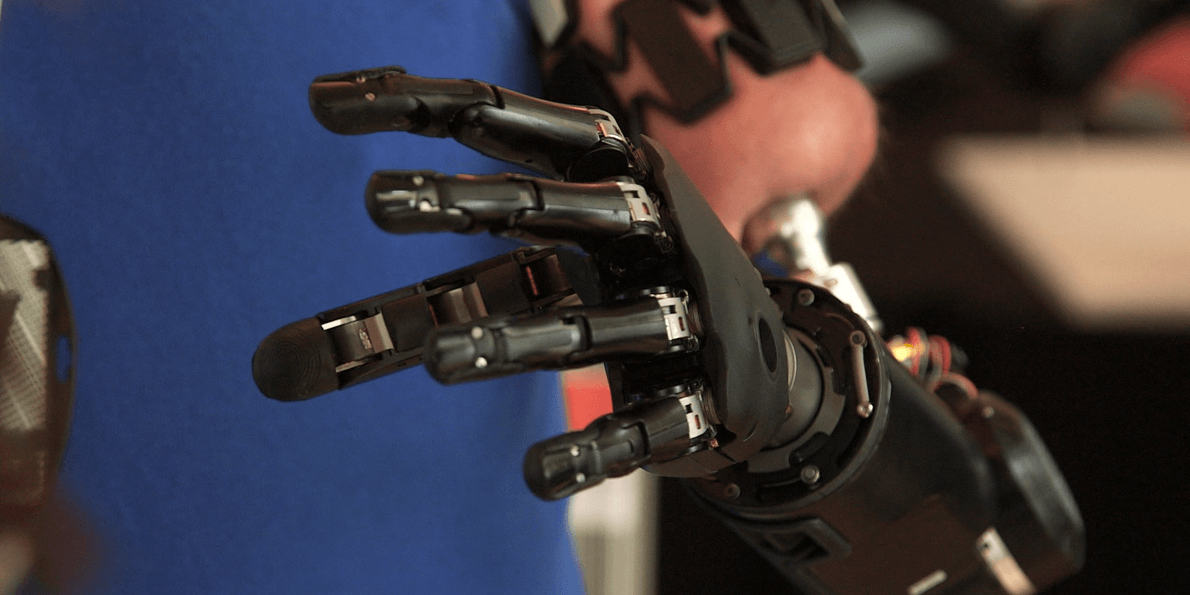 Image result for darpa prosthetic arm