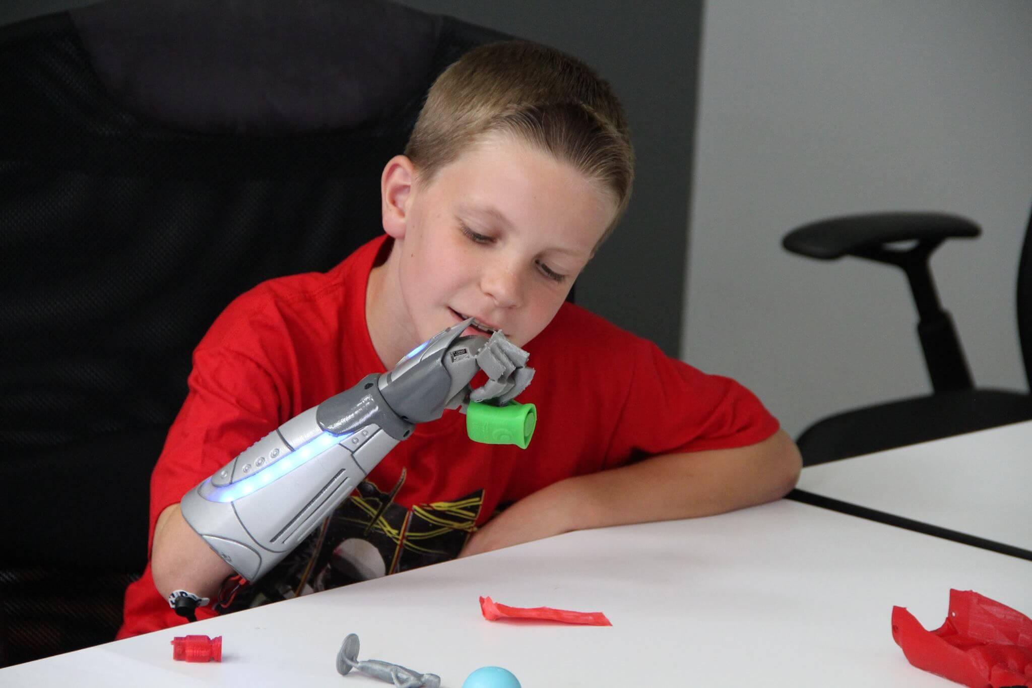 Image result for super hero prosthetics